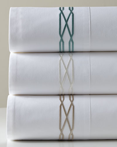 Queen 300TC Vendome Sheet Set