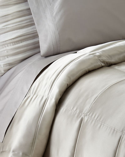 Queen 510TC Fitted Sheet