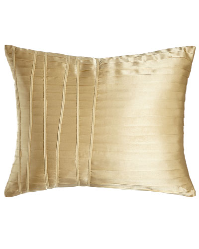 Reflection Pleated Pillow, 16