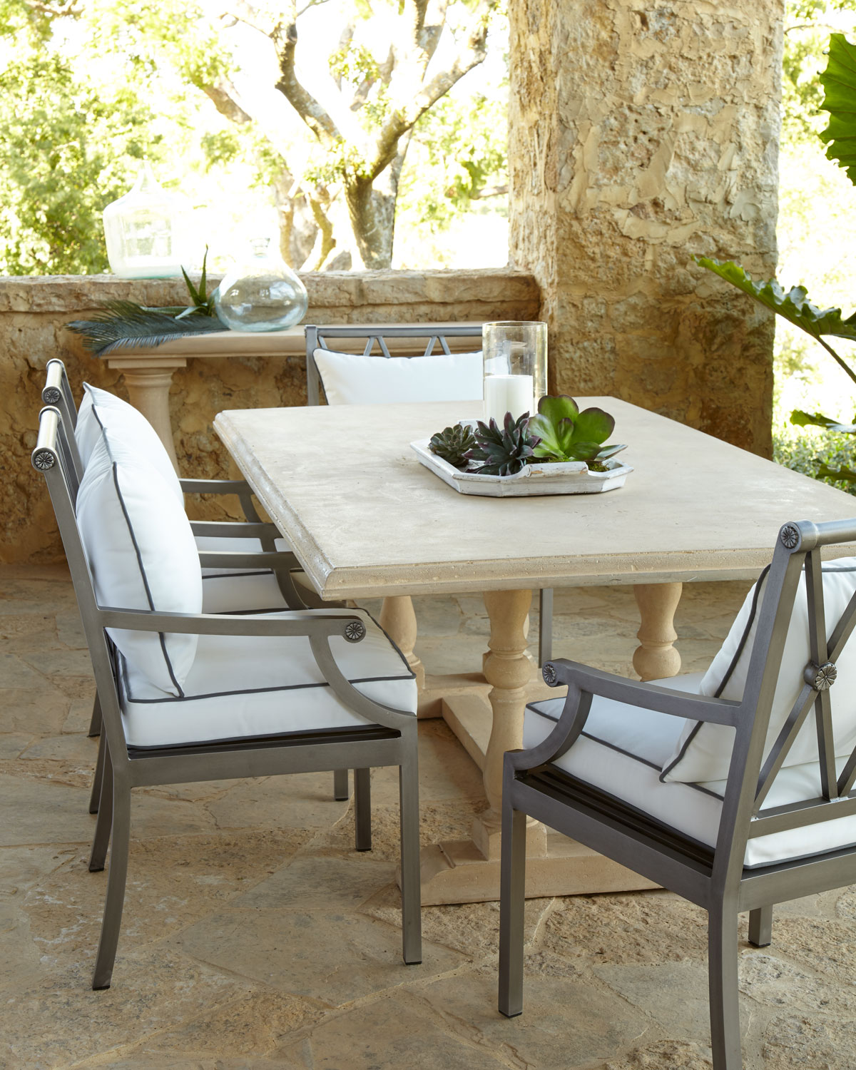 Sophia Outdoor Dining Table