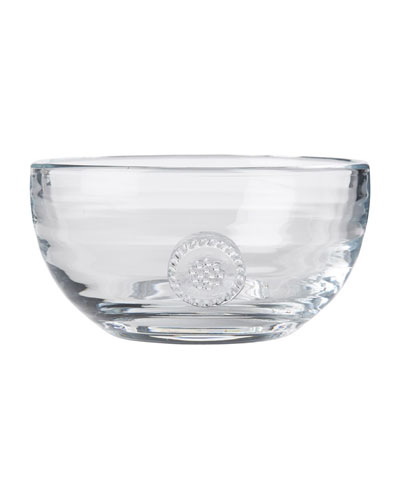 Berry & Thread Small Glass Bowl