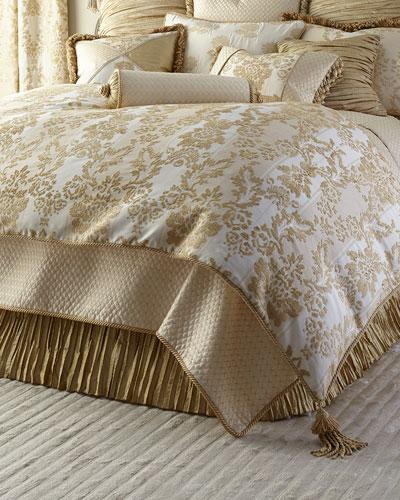 King Antoinette Chenille Comforter