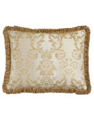 Austin Horn Collection Antoinette King Chenille Sham with