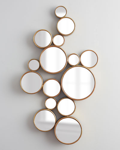 Bubbles Mirror