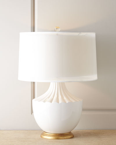 Carousel Table Lamp