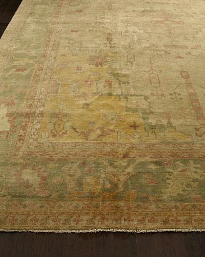 Empire Oushak Rug, 10' x 14'