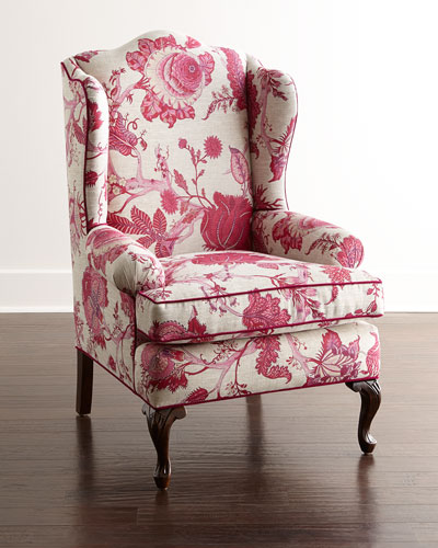 Priscilla Wing Dining Chair