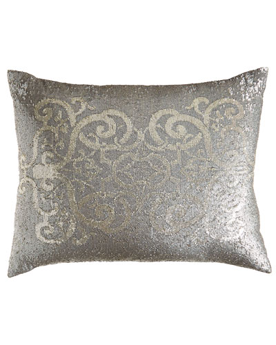Sequined Pillow, 20
