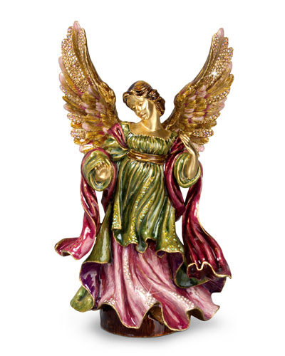 Adoring Angel Figurine