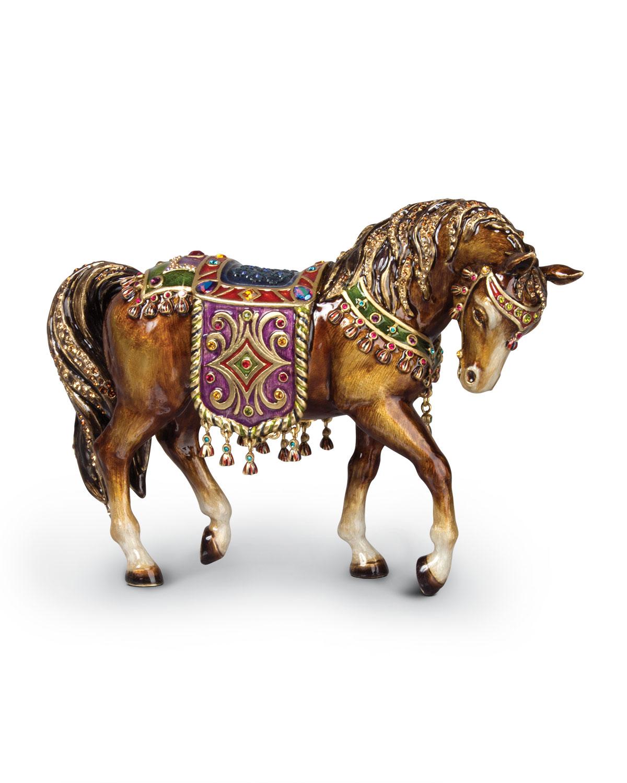 NATIVITY HORSE