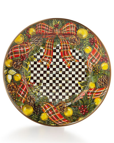 Evergreen Salad Plate