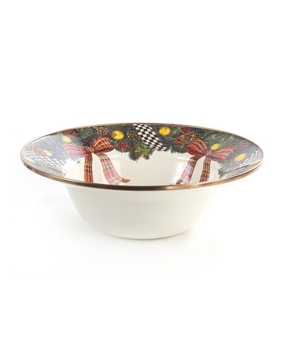 Evergreen Serving Bowl