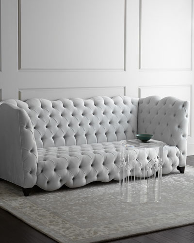 Arabella Tufted Sofa 92