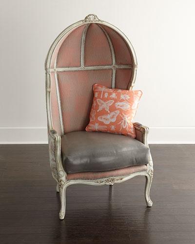 Summer Garden Balloon Chair