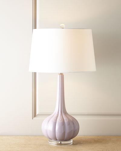 Portia Fluted Lamp