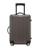 Salsa Matte Bronze Cabin Multiwheel IATA Luggage