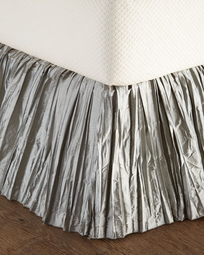 Queen St. Germain Silk Dust Skirt