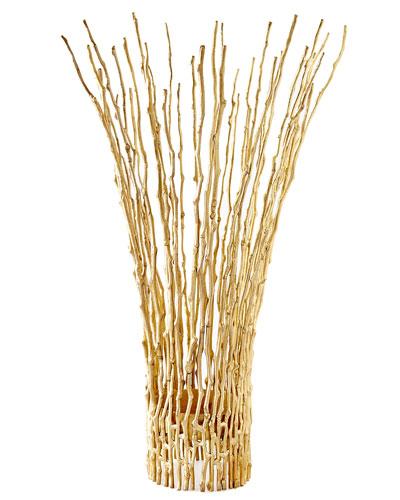 Large Twig Candleholder