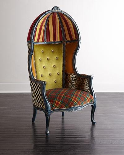 The Royals Bonnet Chair