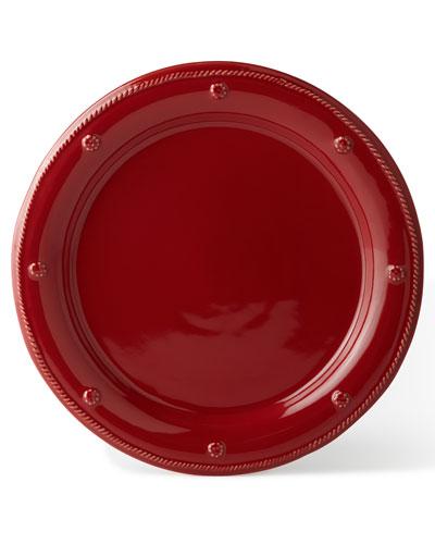Berry & Thread Ruby Dinner Plate