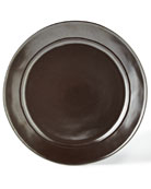 Pewter Stoneware Charger Plate