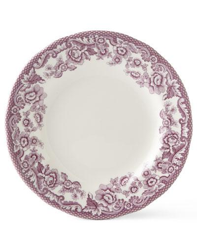 Four Delamere Bouquet Bread & Butter Plates