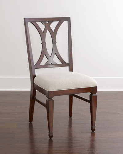 Two Cherilynn Side Chairs