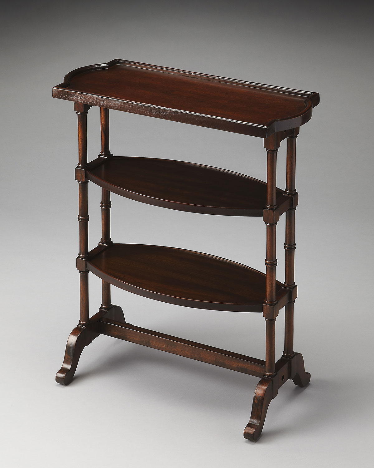 FREDERICK TIERED SIDE TABLE