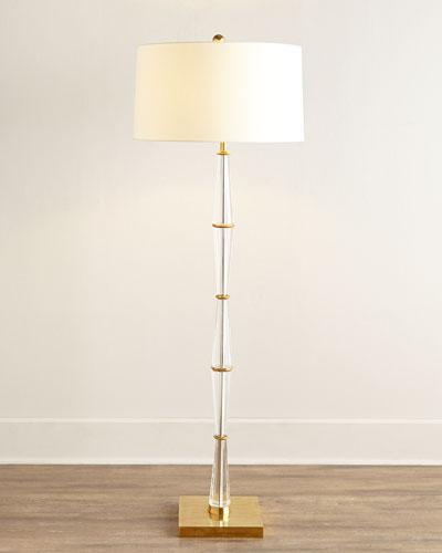 Crystal Corset Floor Lamp