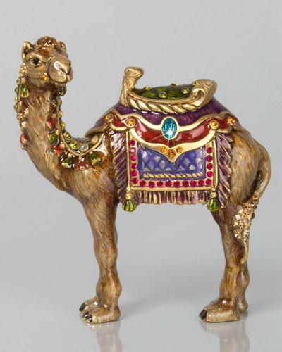 Duncan Camel Figurine