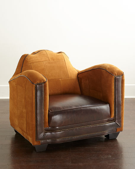 Old Hickory Tannery Chapman Chair