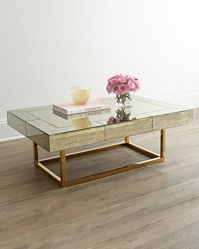Quick Look. Jonathan Adler · Delphine Coffee Table