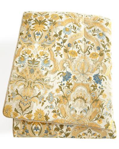 King Manor Three-Piece Comforter Set