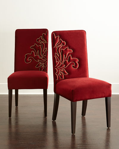 Miguel Dining Chairs, Coordinating Pair