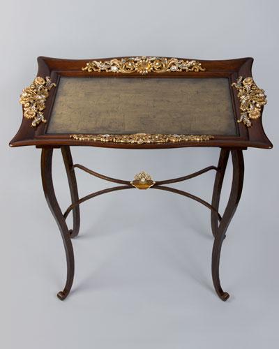 Miriam Butler's Tray Table
