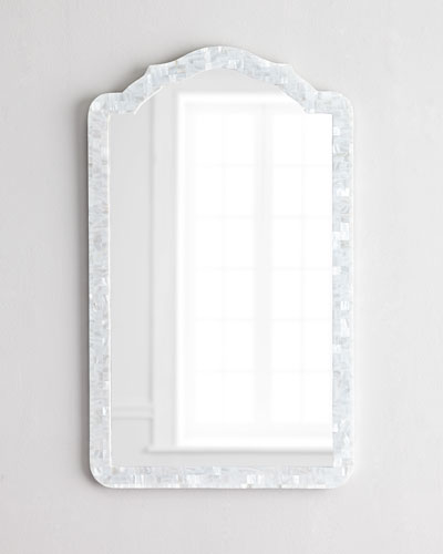 Selah Mother-of-Pearl Mirror