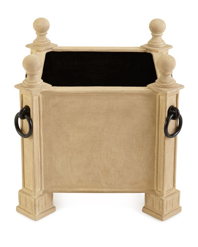Neoclassical Small Indoor/Outdoor Planter