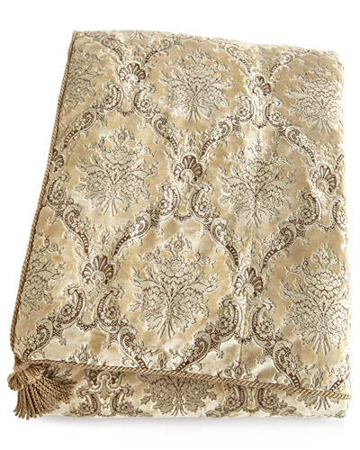 King Marquis Floral Comforter
