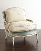 Misty Bergere Chair