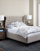 Georgette Queen Bed