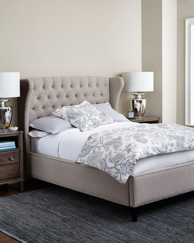 Georgette Queen Bed