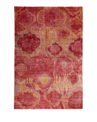 Aster Rug, 5' x 8'