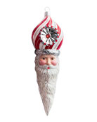 Vendome Claus Santa Head Christmas Ornament