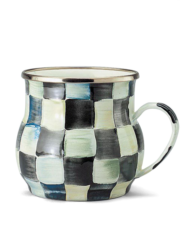 Courtly Check Mug