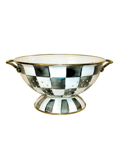 Courtly Check Large Colander