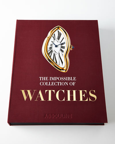 Impossible Collection of Watches Book