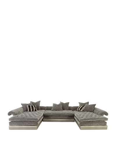 Galvin Sectional Left-Facing Chaise