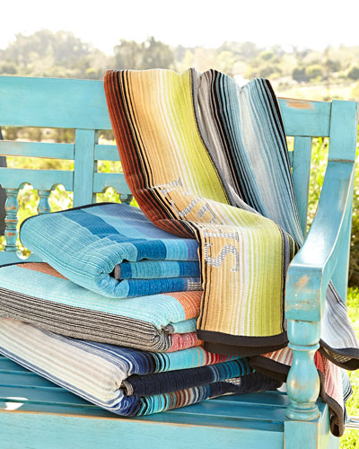 Spiaggia Ombre Beach Towel
