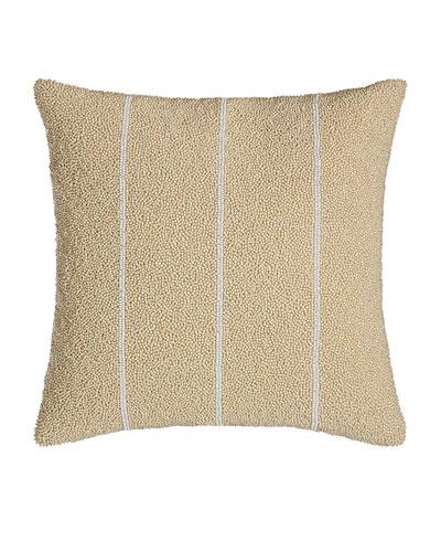 Moonscape Bead Stripe Pillow, 12