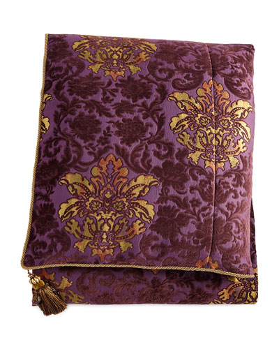 Royal Court King Floral Duvet Cover
